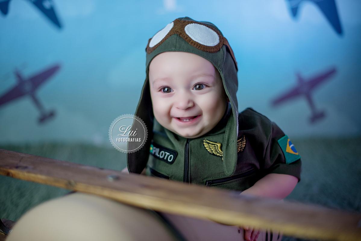 Imagem capa - Enzo - 8 meses por Luiziane Segala