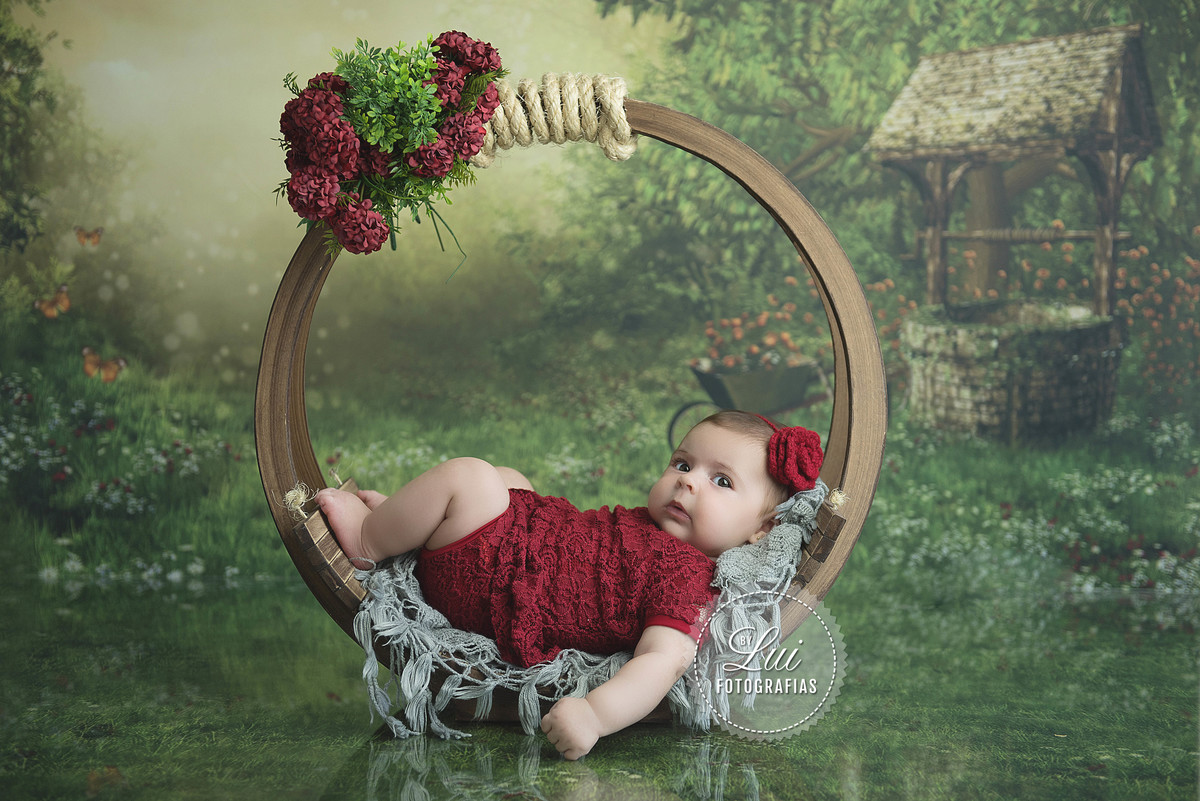 Imagem capa - Isadora - 2 meses por Luiziane Segala