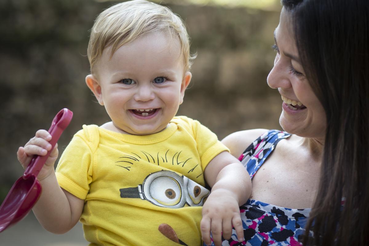 Imagem capa - Sorria sempre! Fotografia de Família. por Ney Camargo