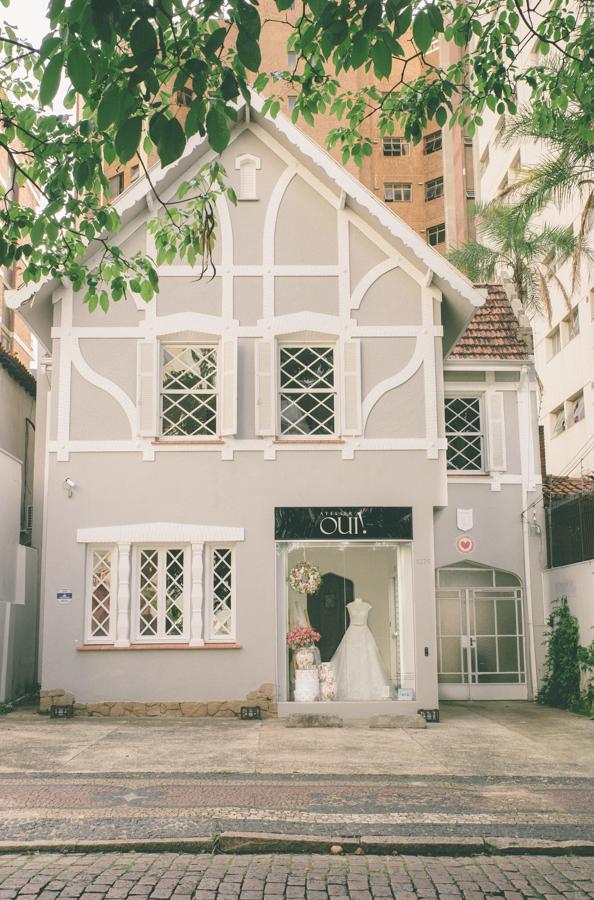 Sobre Atelier Oui - Vestidos de Noivas