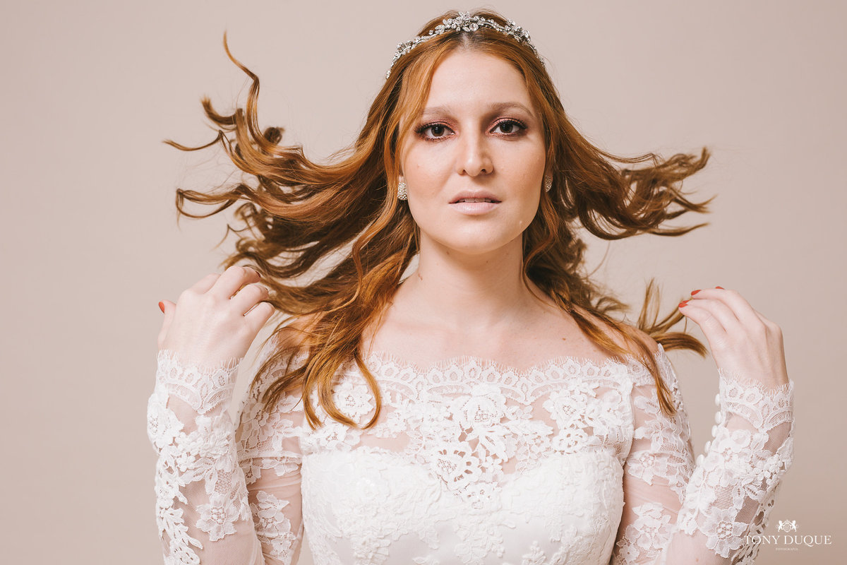 Imagem capa - 5 Tiaras encantadoras para noivas! por Atelier Oui
