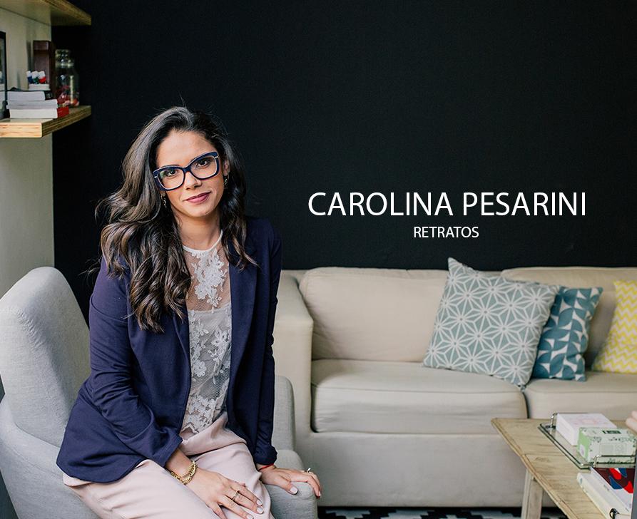 Imagem capa - Retratos | Carolina Pesarini | Coach por Bernardo Coelho