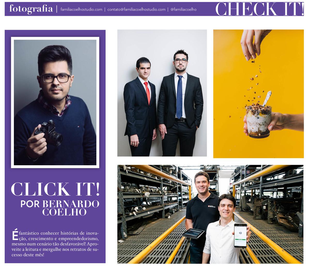 Imagem capa - Coluna Click It! - Agosto  por Bernardo Coelho