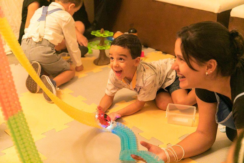 Sobre Bambalalāo , Espaço kids para casamentos e ventos sociais