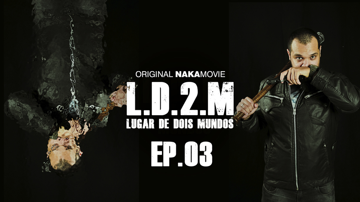Imagem capa - A web série continua, Lugar de dois Mundos, com Daiane e Evandro, ep 03 por Bruno Mangueira Nakamura