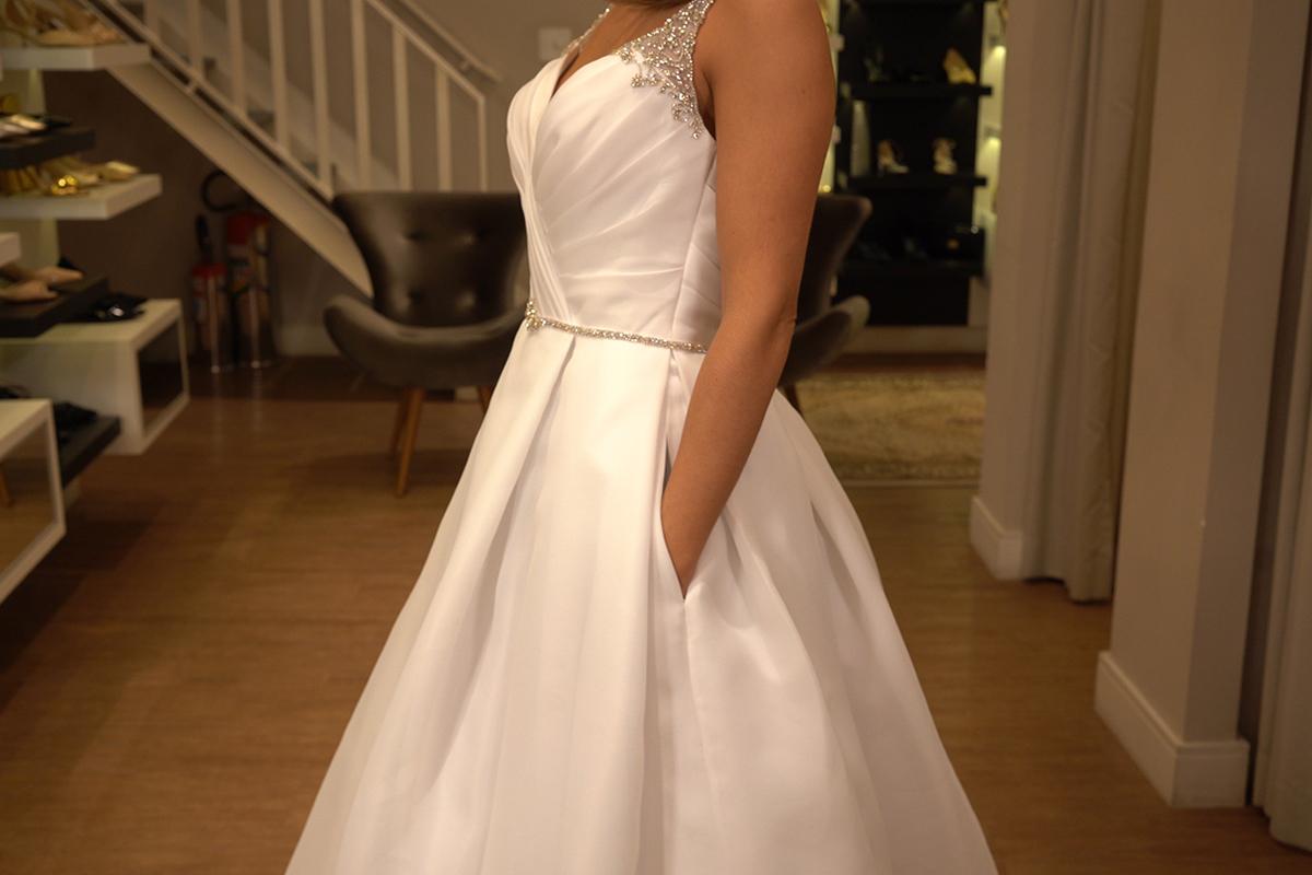 Imagem capa - O seu vestido de Noiva por Bruno Mangueira Nakamura