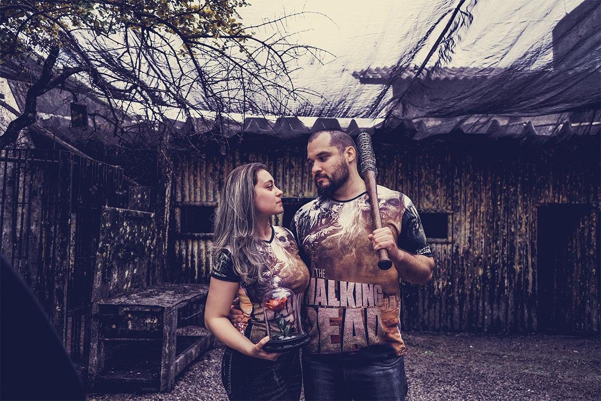 Imagem capa - O casamento dentro de um filme de Terror? O Naka explica por Bruno Mangueira Nakamura