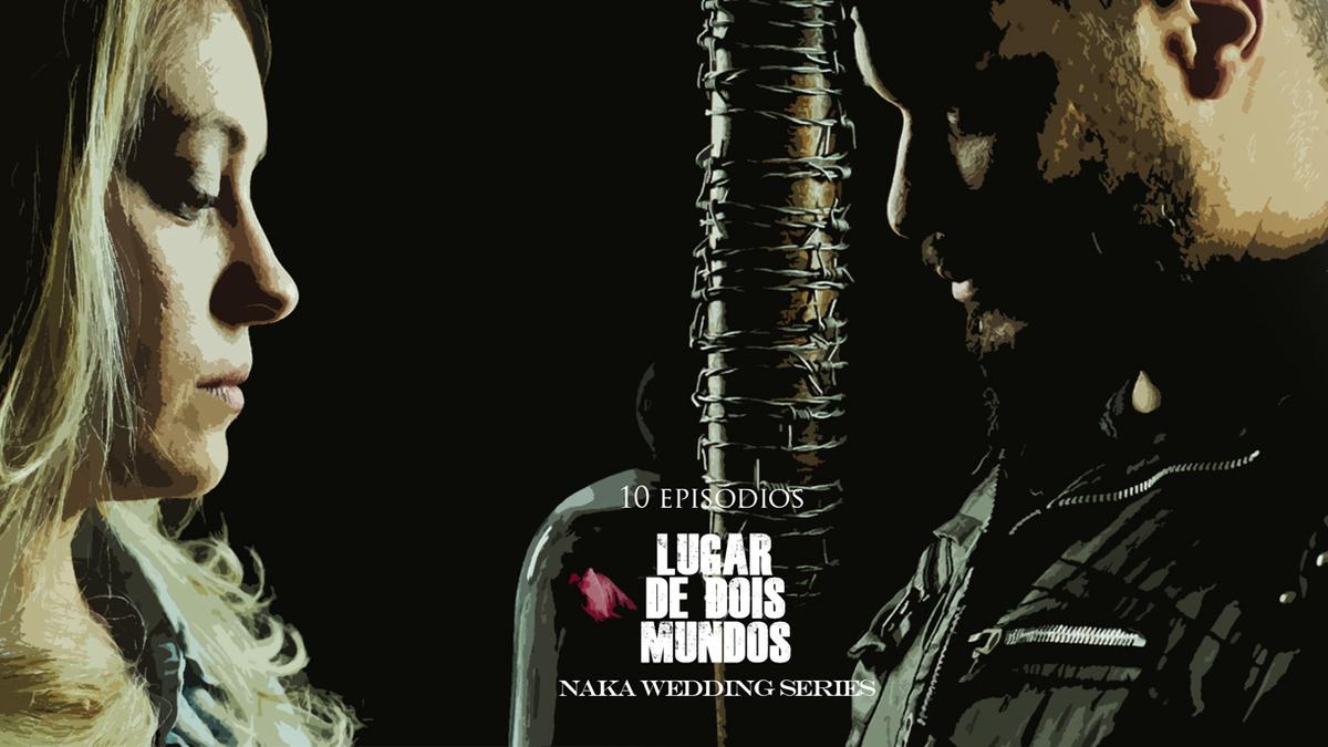 Imagem capa - Evandro e Daiane em: Lugar de Dois Mundos. Web série wedding chega ao fim com 10 episódios eletrizantes por Bruno Mangueira Nakamura