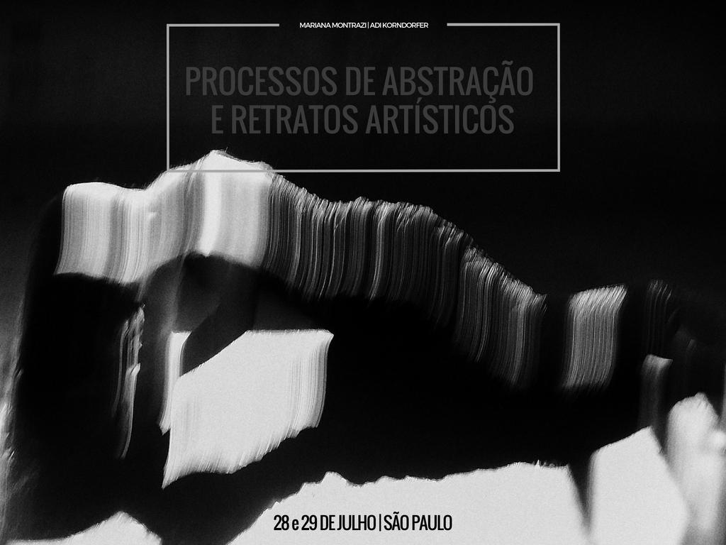 Imagem capa - PROCESSOS DE ABSTRAÇÃO E RETRATOS ARTÍSTICOS por Mariana Montrazi