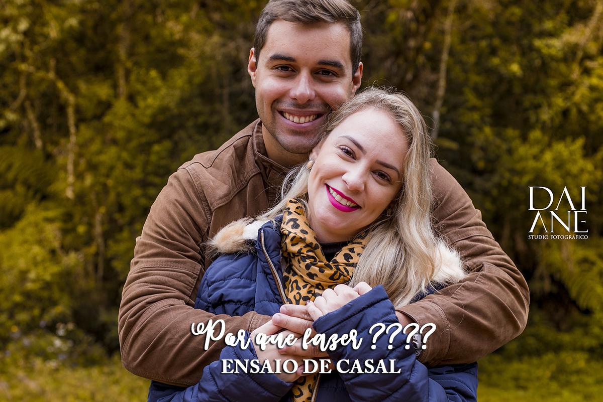 Imagem capa - Motivos para você fazer o ensaio pré-casamento.  por Daiane Maria da Silva