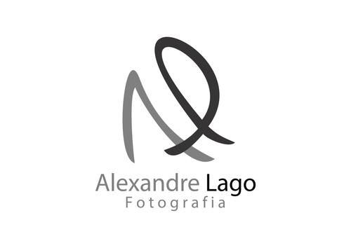 Logotipo de Alexandre Lago