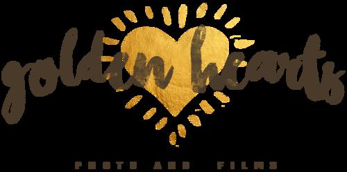 Logotipo de Golden Hearts