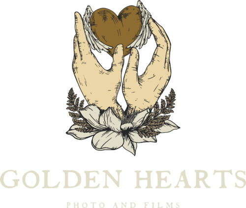 Logotipo de Golden Hearts