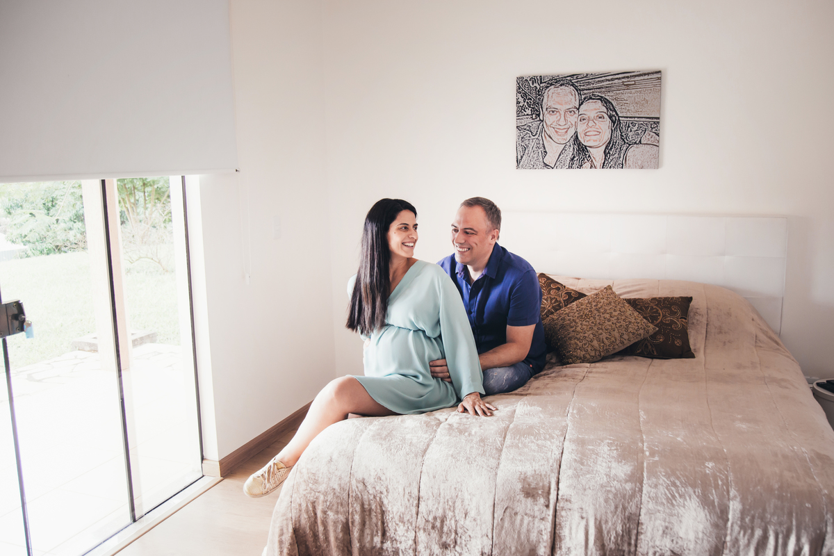 amor na espera do Franscisco, quarto pais, ensaio lifestyle Brasilia