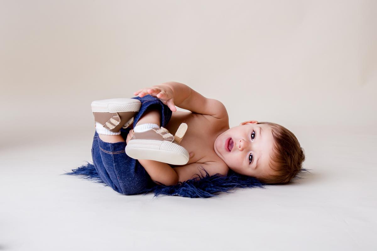 acompanhamento primeiro ano, bebê de nove meses