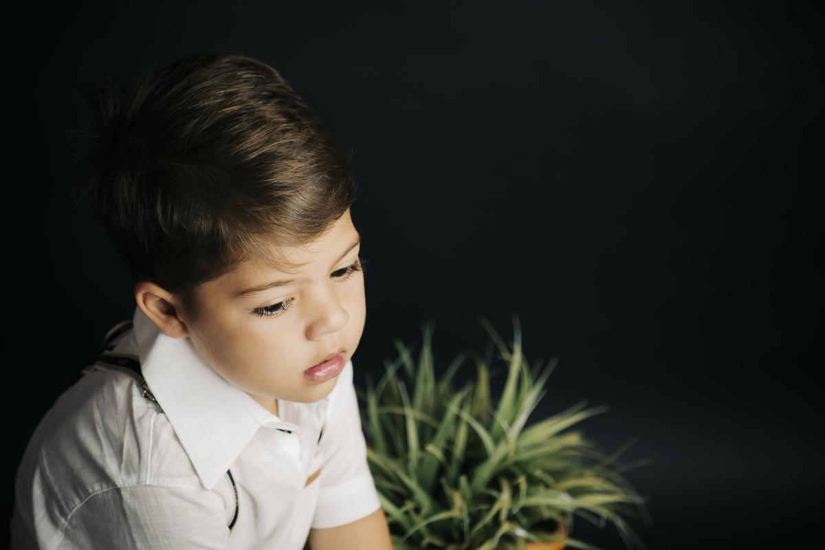 ensaio brasilia em estúdio, fotografia de criança 6 anos