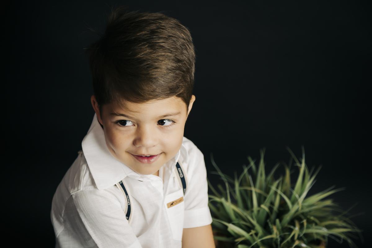 Fotografia de criança 6 anos em Brasília