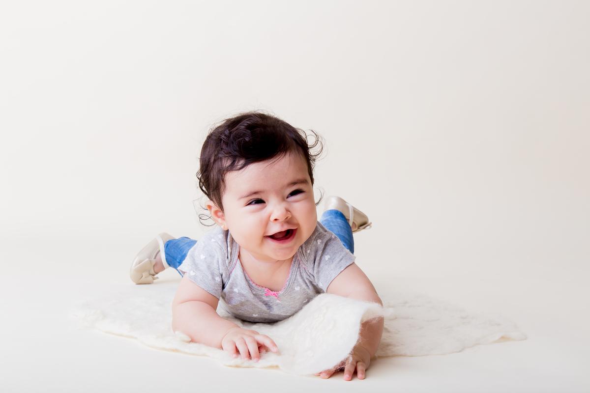 Ensaio acompanhamento bebê de seis meses, Ensaio bebê Brasilia