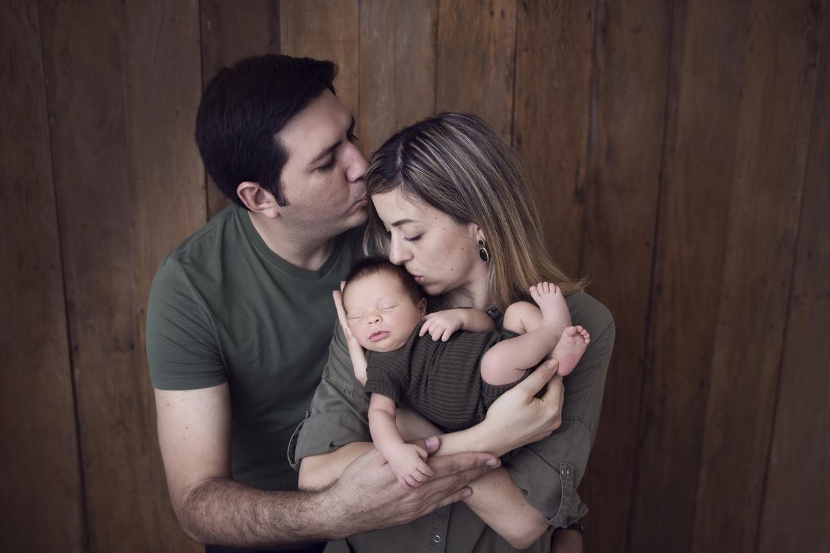 amor em familia ensaio newborn Brasilia