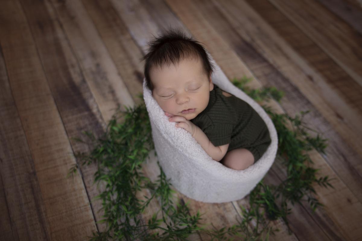 Newborn na cadeirinha àguas CLaras DF