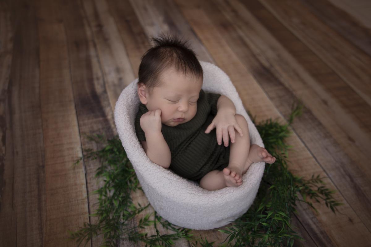 Sossego Ensaio Newborn DF Gabi Aine