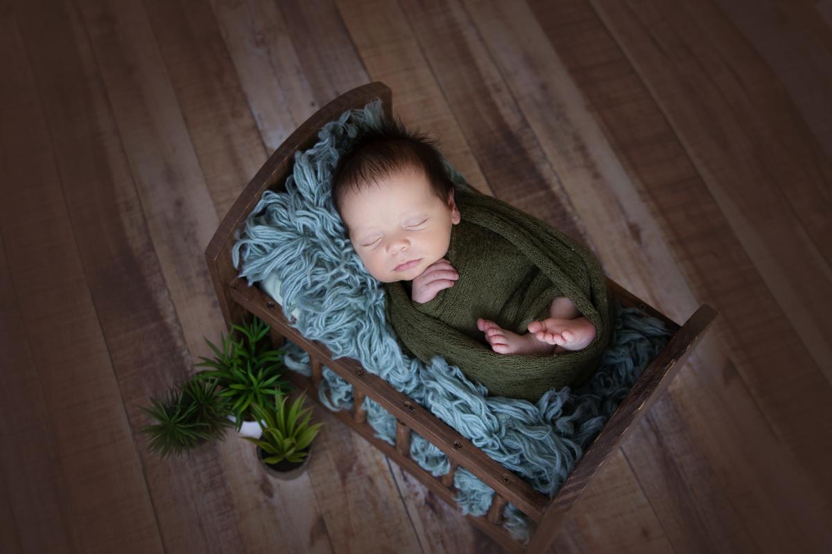 Bercinho ensaio newborn DF