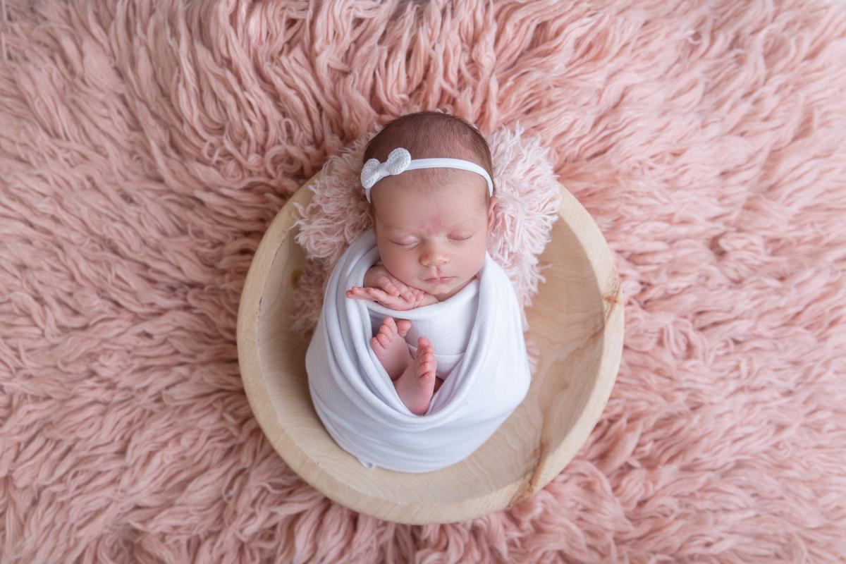 Ensaio Newborn Menina em Brasilia, estpudio Gabi Aine
