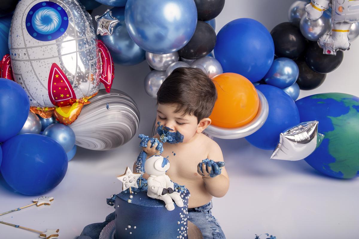Smash the cake primeiro ano de vida, Brasilia DF