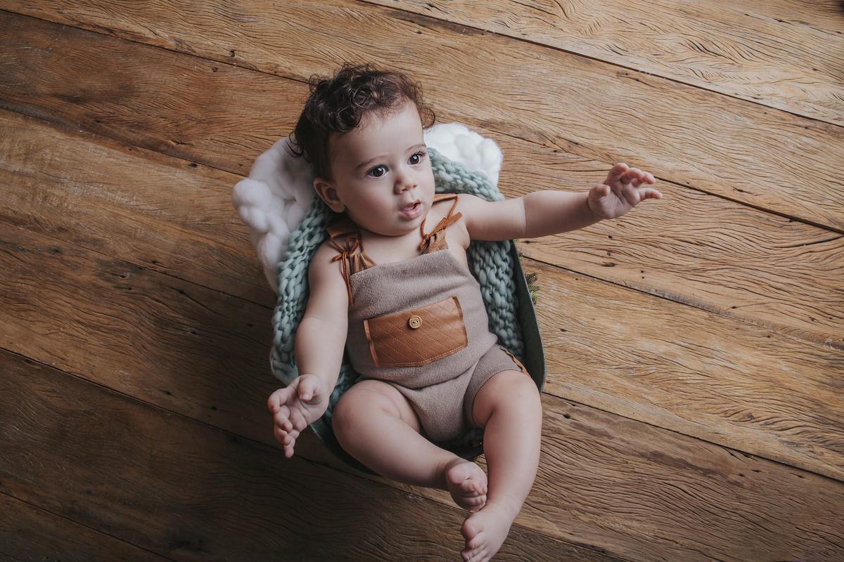 ensaio bebê, seis meses, Brasilia DF