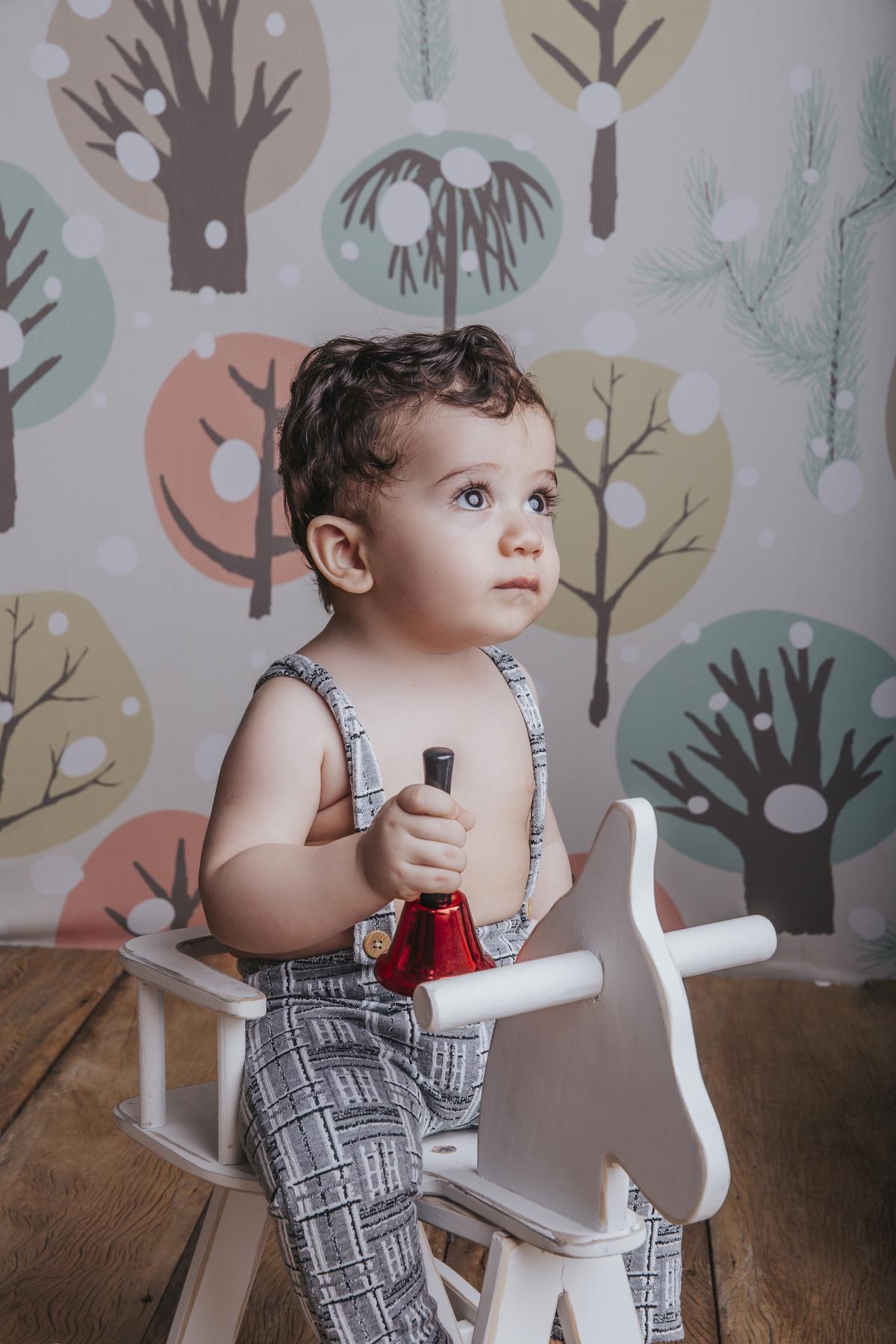 Ensaio acompanhamento bebe de 9 meses Brasilia DF