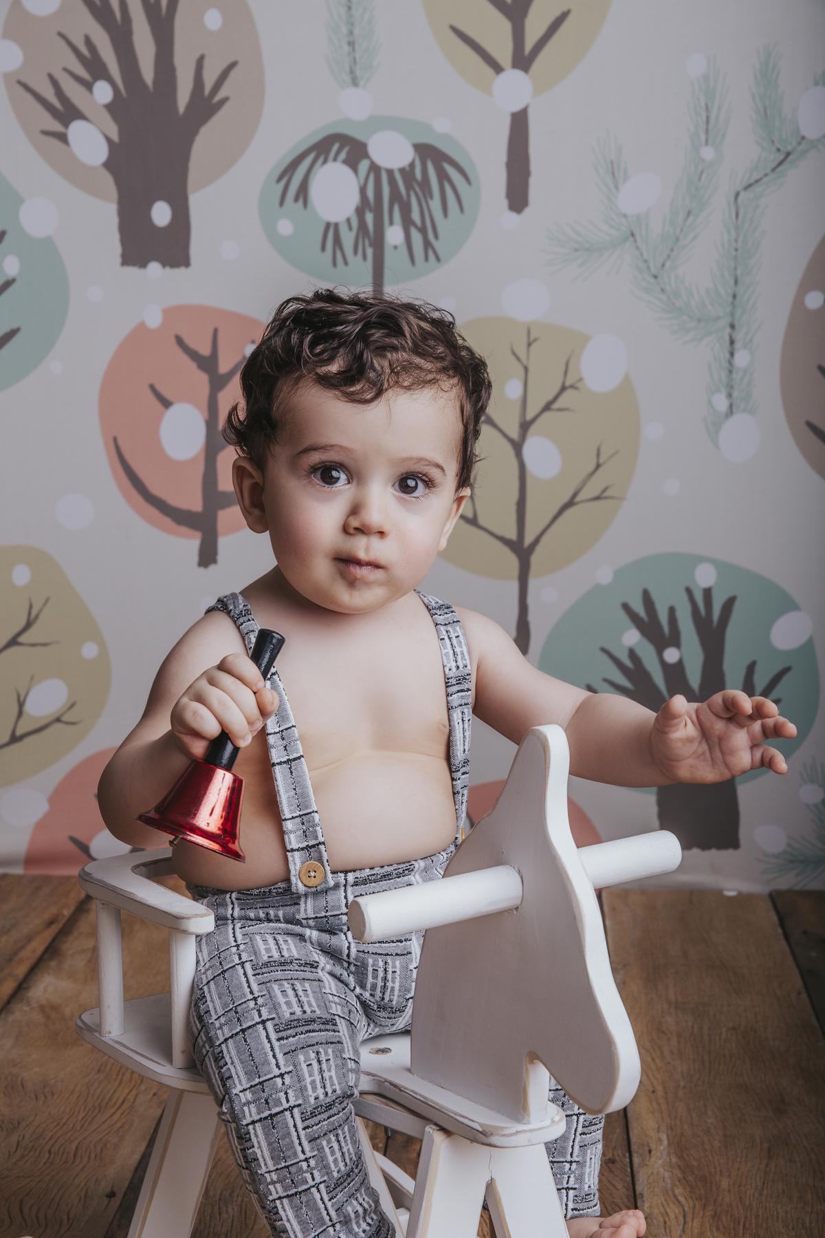 Acompanhamento de bebê de nove meses, Brasília DF