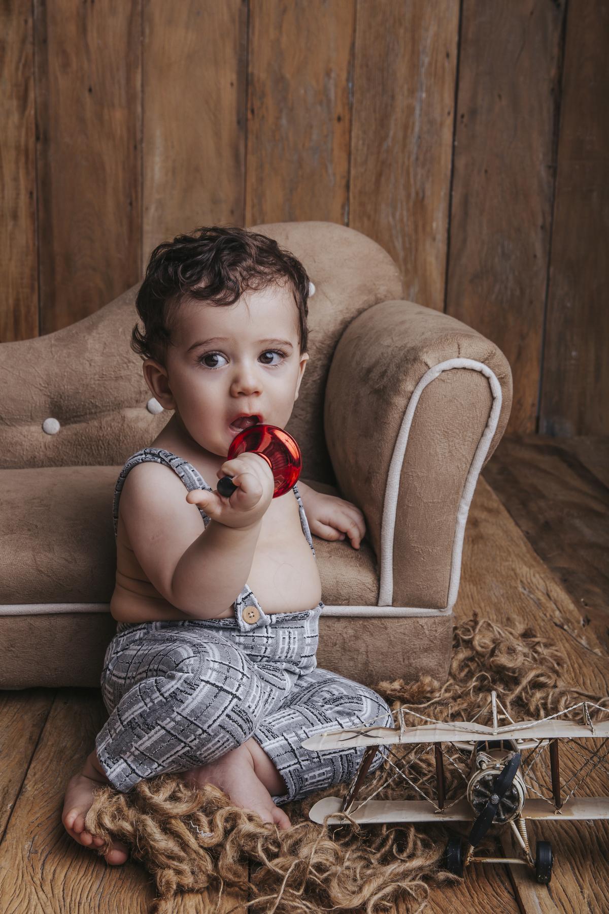 Bebê em seu acompanhamento primeiro ano Brasília DF