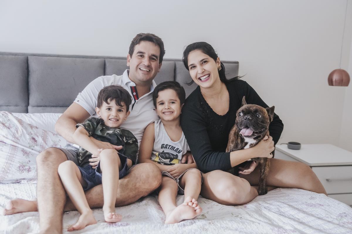 familia completa ensaio lifestyle Brasilia DF