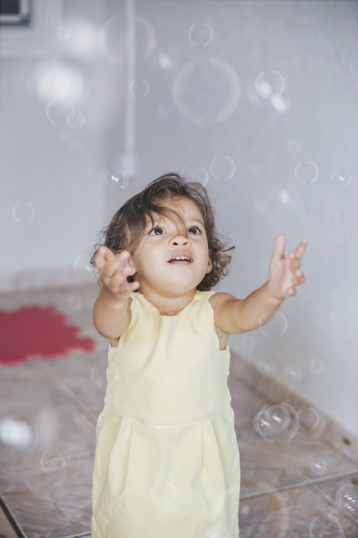 bubbles, ensaio em casa, lifestyle