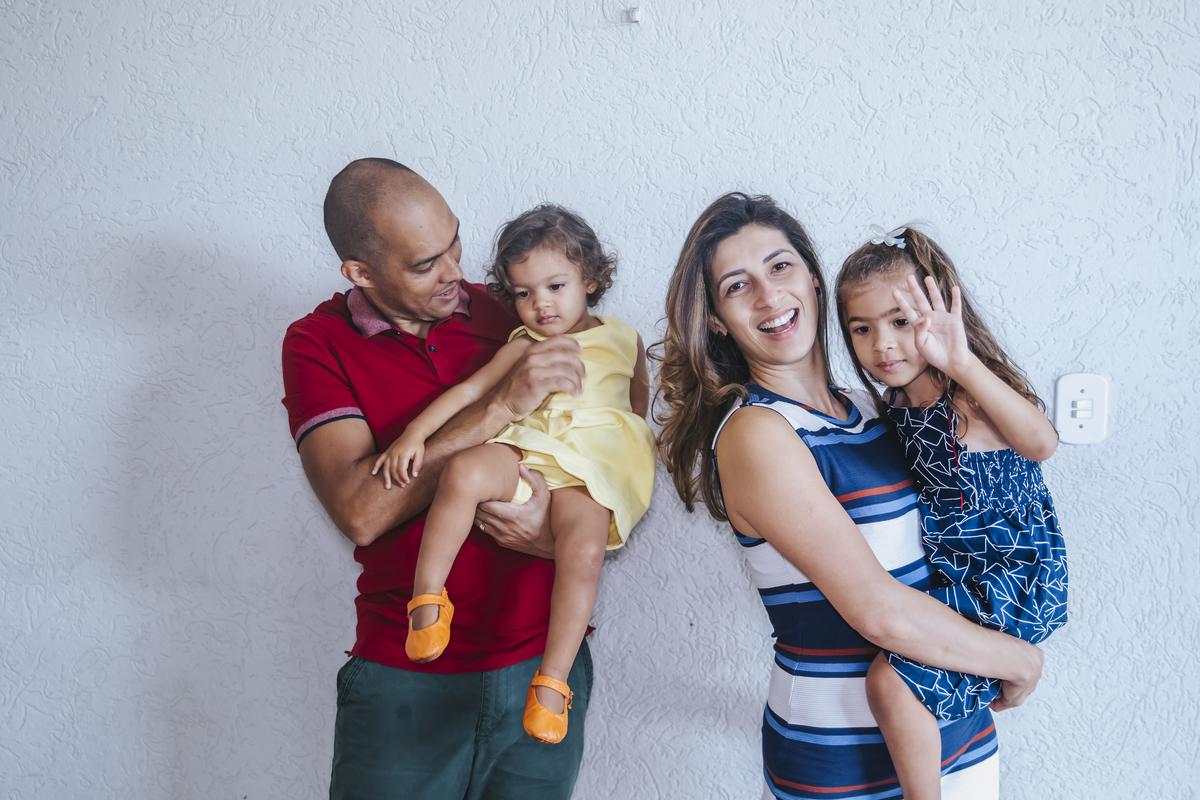 Familia completa bubbles Brasilia DF