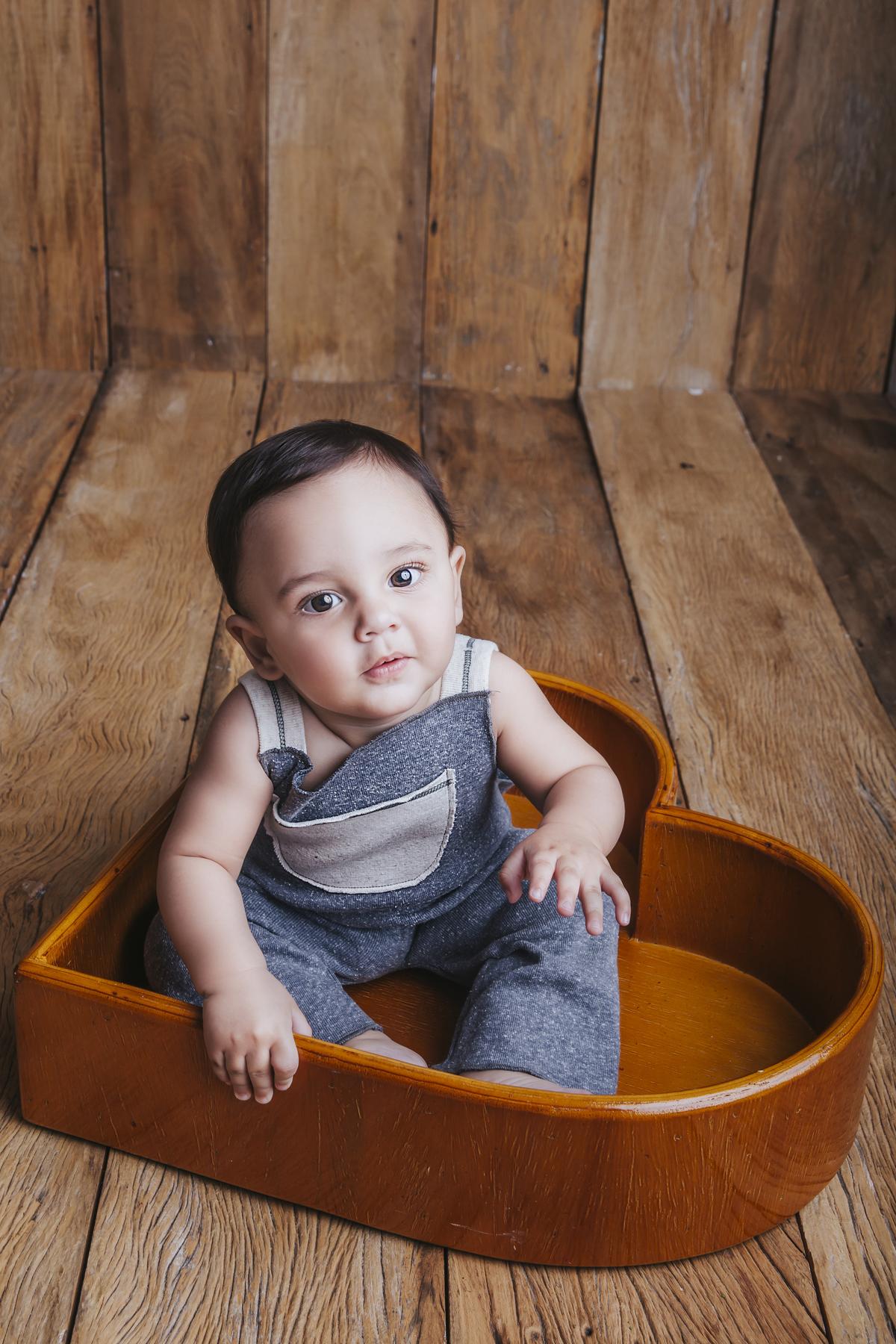 Acompanhamento primeiro ano Ensaio Bebê