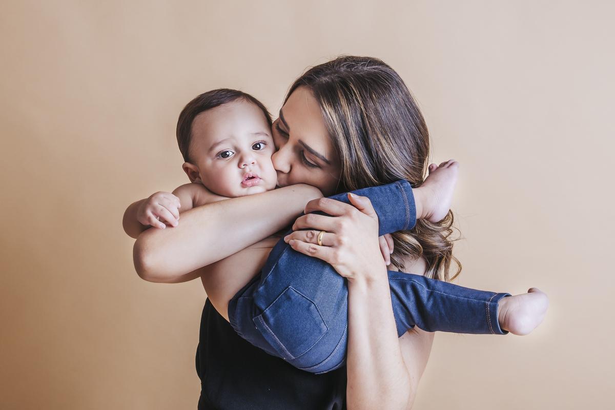 Mamâe e eu, ensaio primeiro ano, ensaio bebê, acompanhameto Brasilia DF