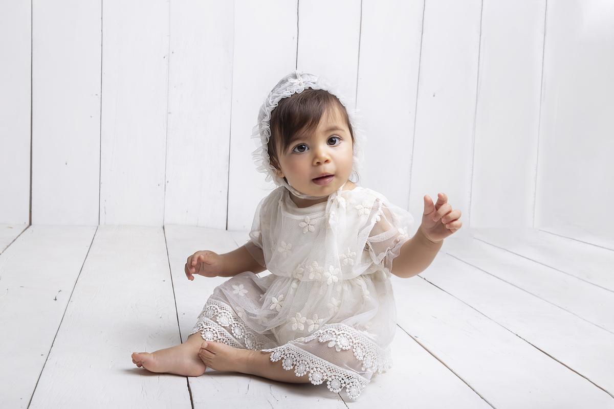 Bebe de 9 meses, clean, primeiro ano