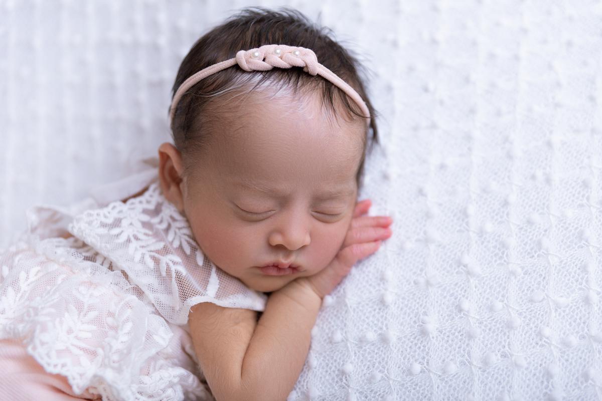 Estúdio Gabi Aine recem-nascido, Piebaldismo, àguas claras DF