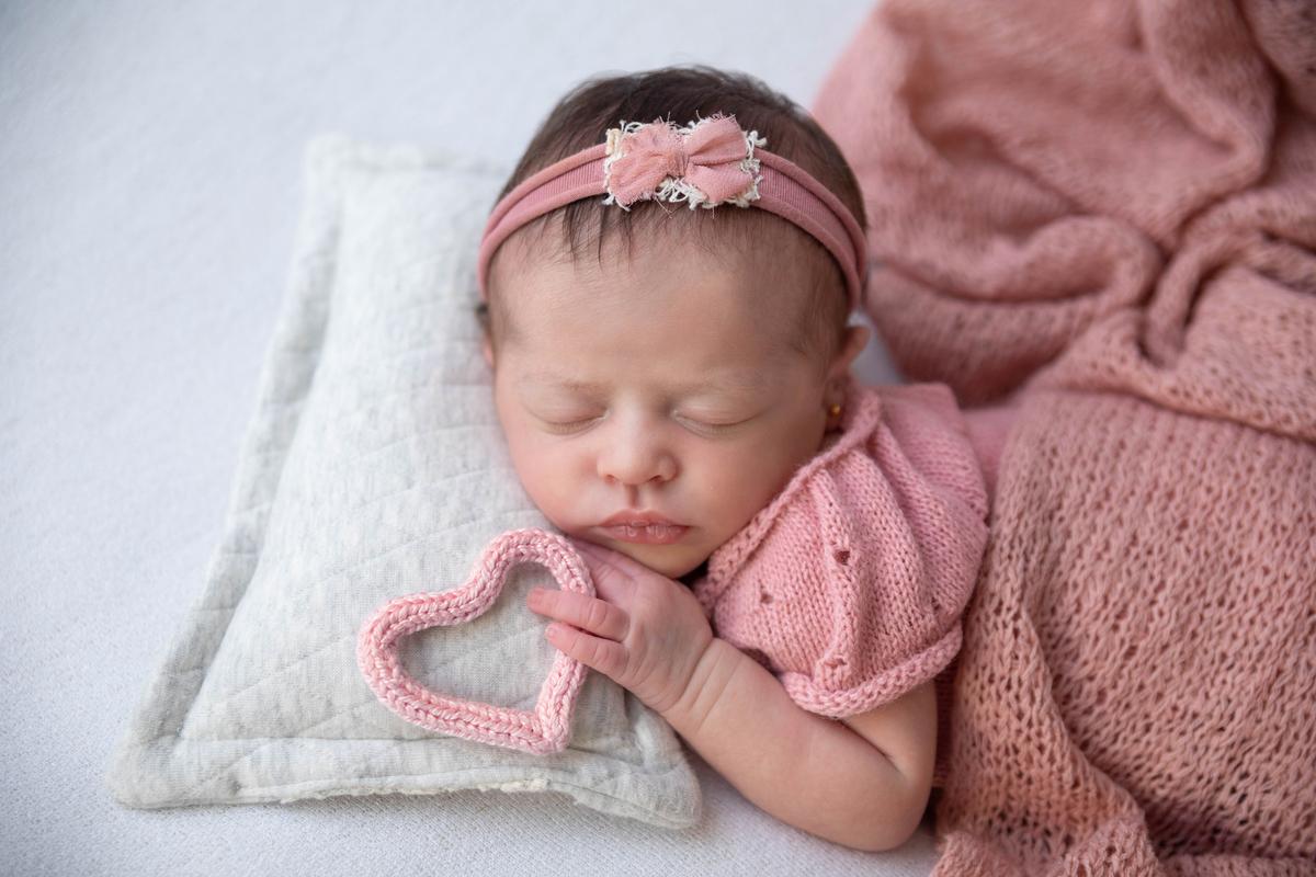 Coração bate fora do peito, book de bebê, recém-nascido, newborn Brasilia