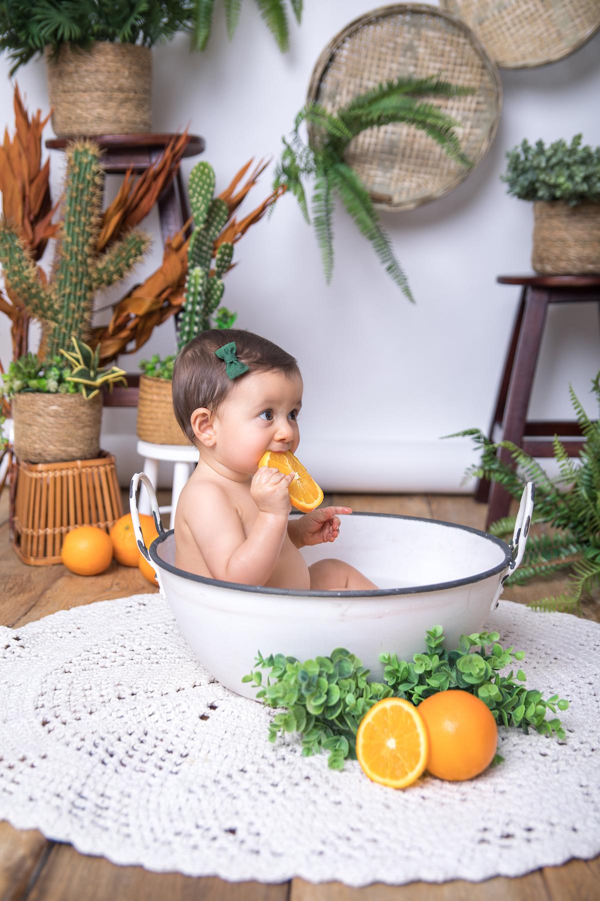 Banho de leite, ensaio brasília