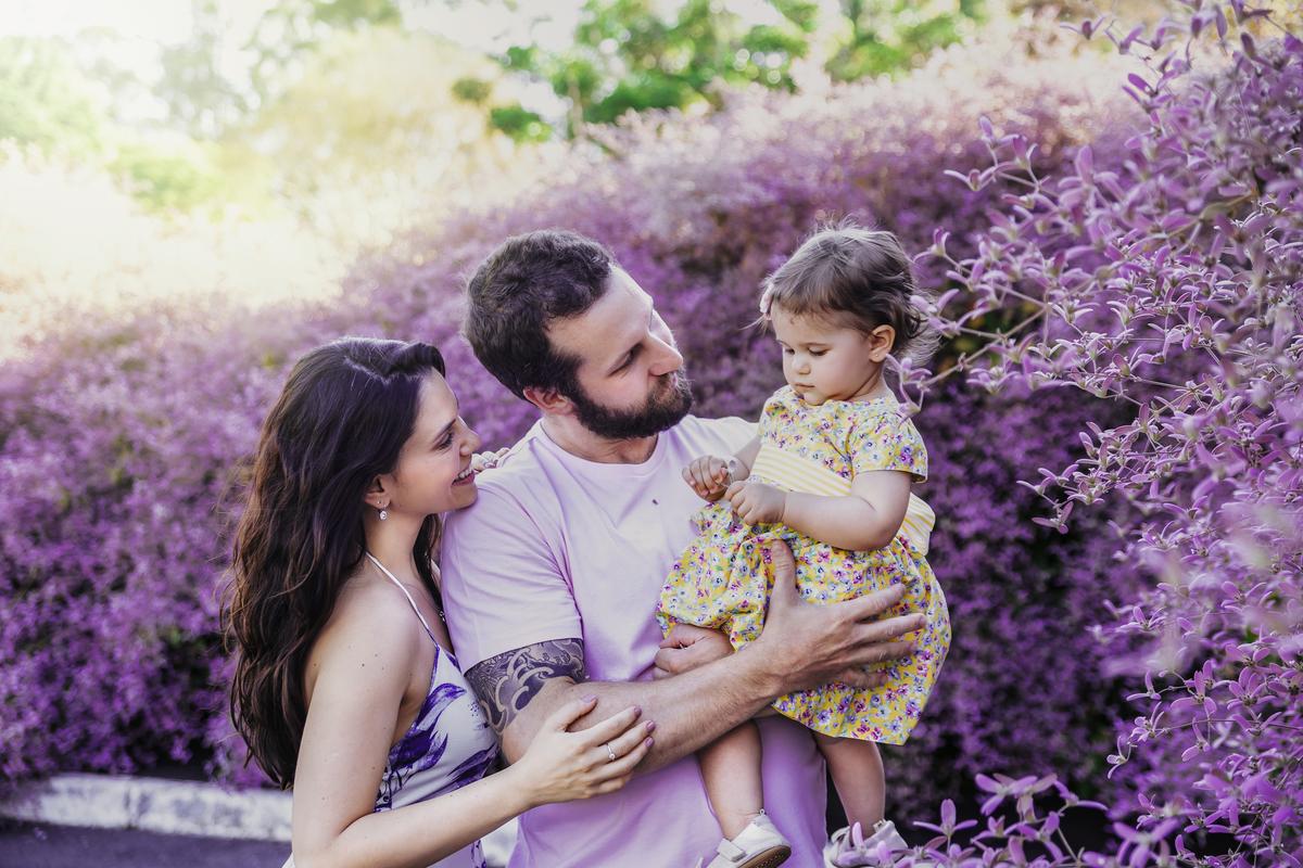 ensaio externo família