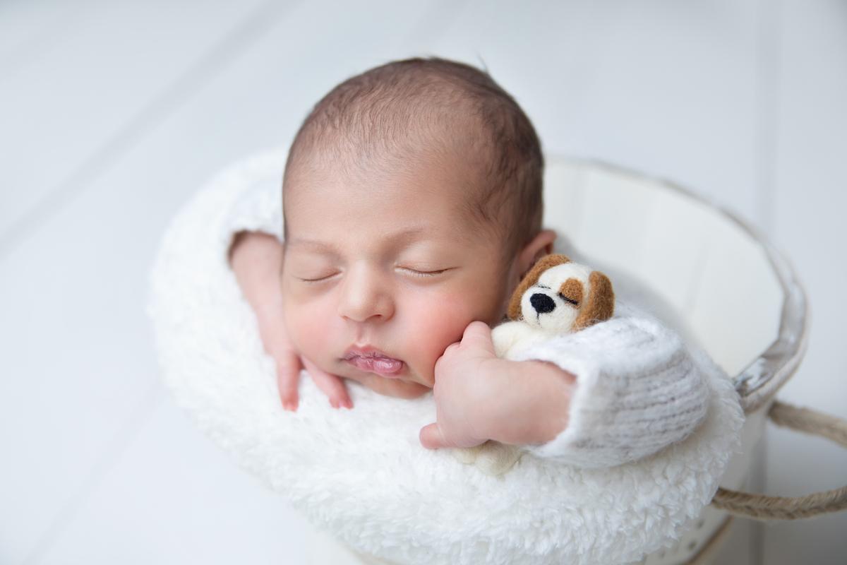 Gabi Aine, Newborn, Brasília