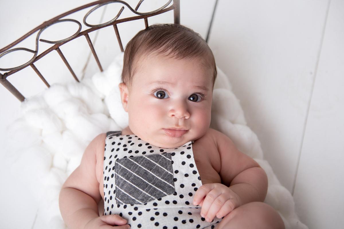 Acompanhamento bebê 3 meses Brasília