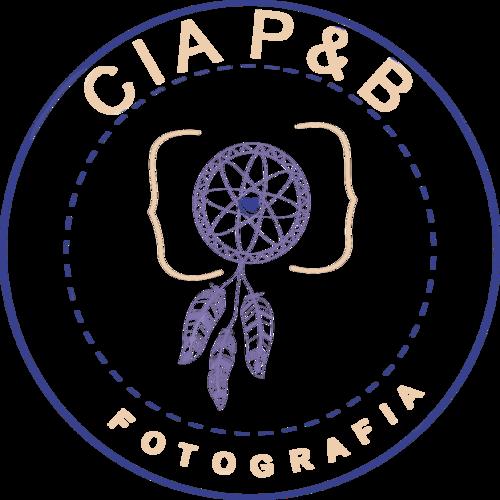 Logotipo de CIA P&B - Fotografia