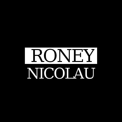 Logotipo de Roney Nicolau da Silva Ferreira