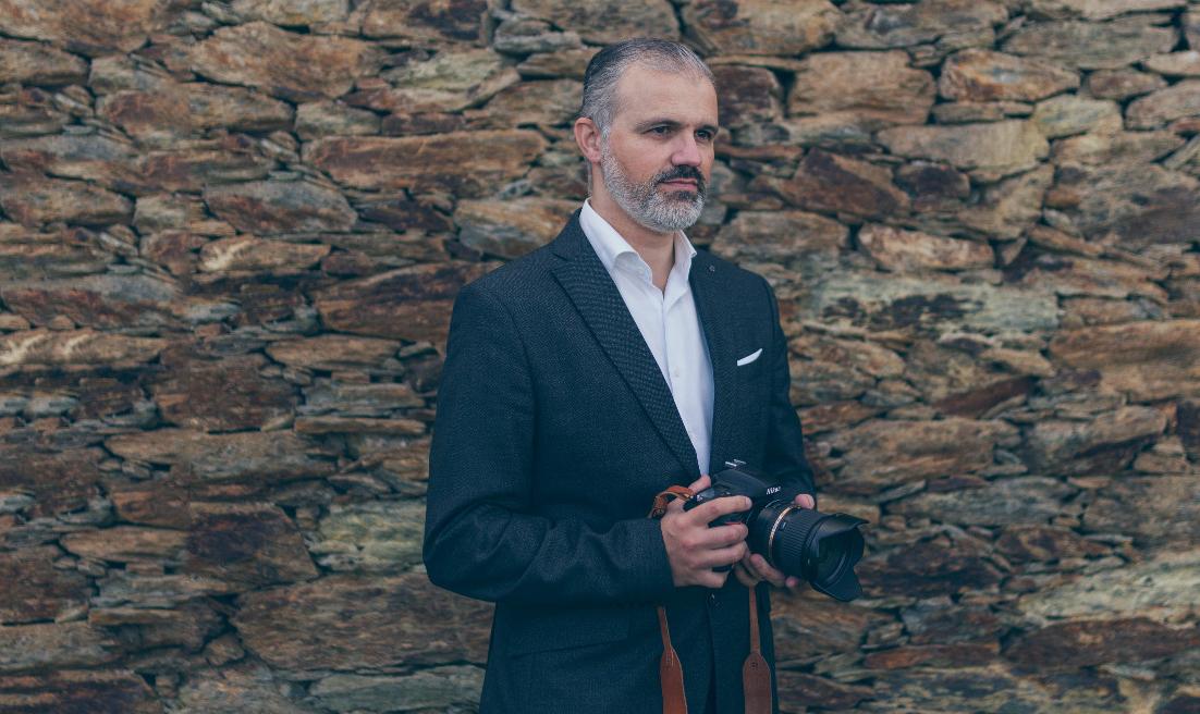 Sobre Fotógrafo de Casamentos e Familia - Nuno Lopes Photography
