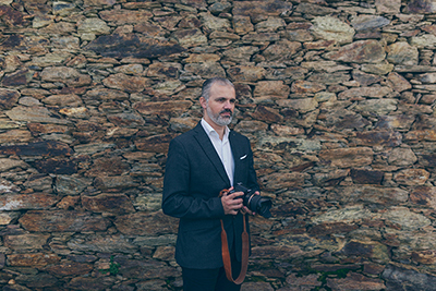 Sobre Nuno Lopes - Fotógrafo de Casamento, Familia e Eventos em Coimbra