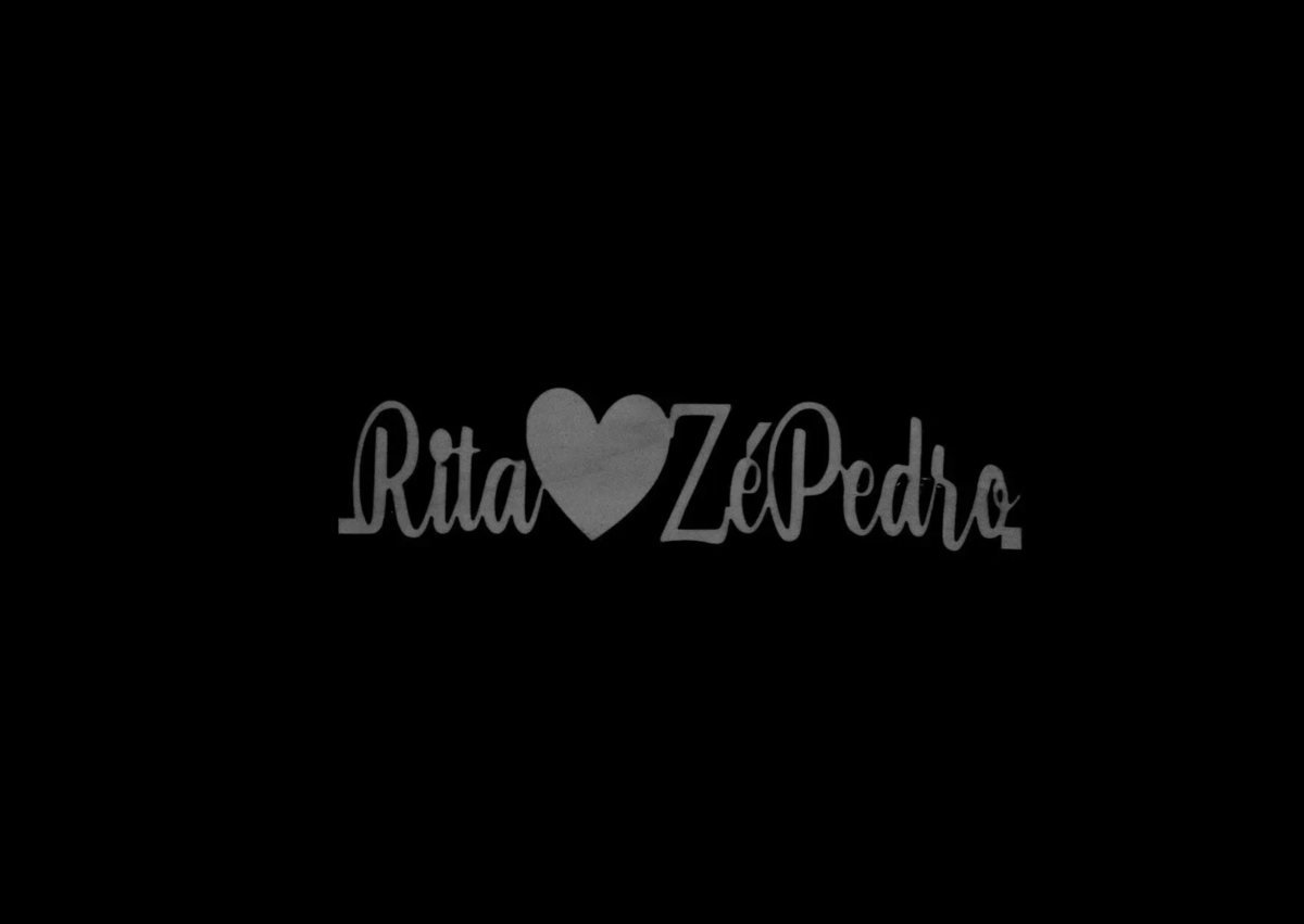 Imagem capa - Video Rita & Jose Pedro por Nuno Lopes Photography