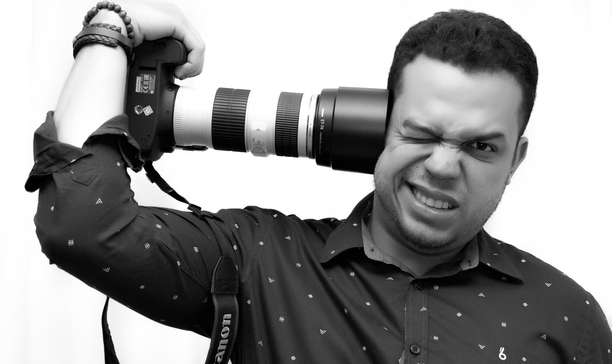 Sobre Daniel Brito - Fotógrafo de Casamentos